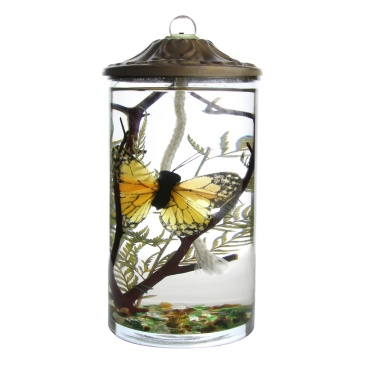 Monarch Butterfly Cylinder