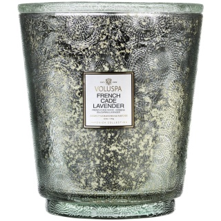 French Cade Lavender 5 Wick Hearth Candle