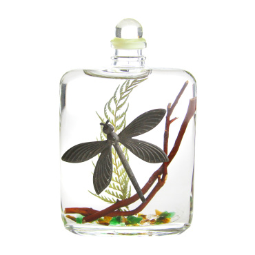 Dragonfly Vintage Bottle