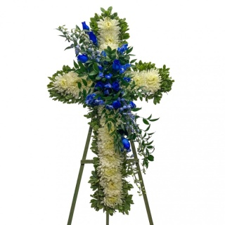 Blue Without You Cross